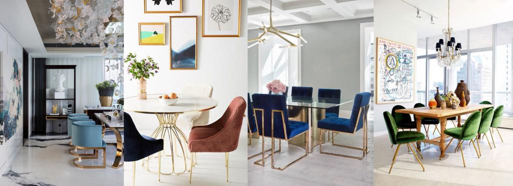 Cómo tapizar tus sillas de comedor con las últimas tendencias ...