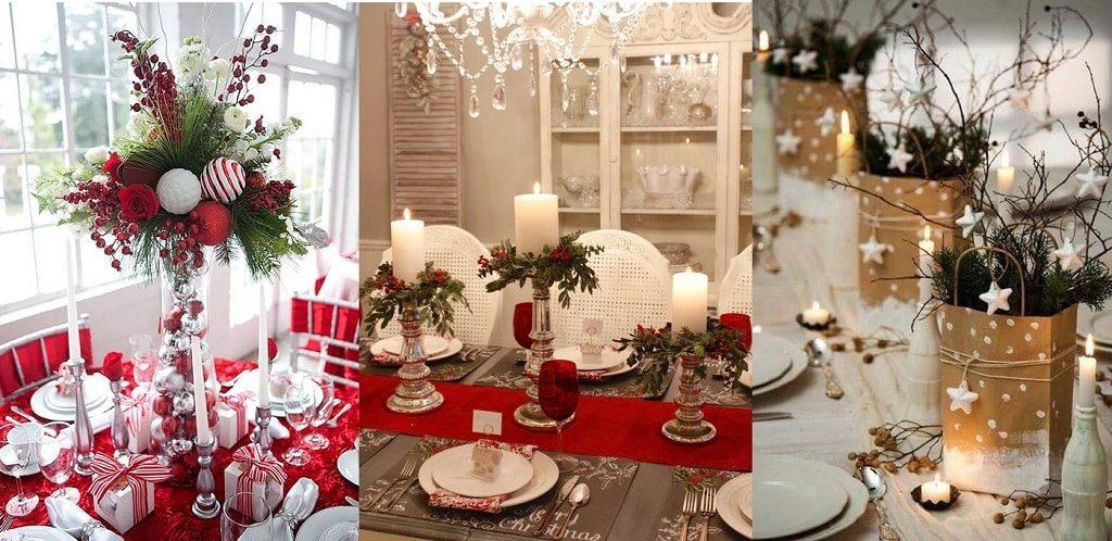 Comedores con todo el encanto navideño – Comedores ...