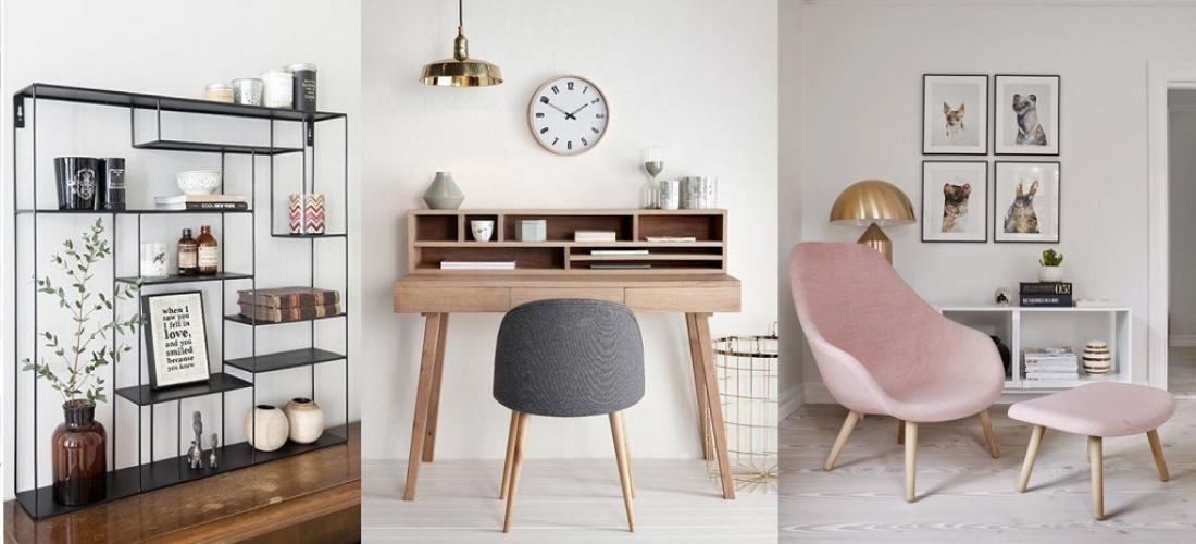 Muebles para el hogar: un sello propio y personalizado