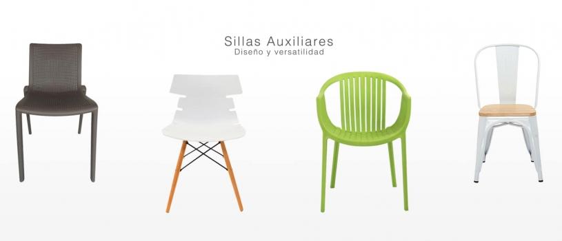 La silla, un elemento versátil