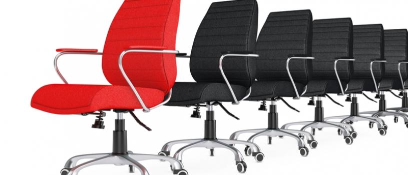 Comodidad aplicada a las sillas para oficina