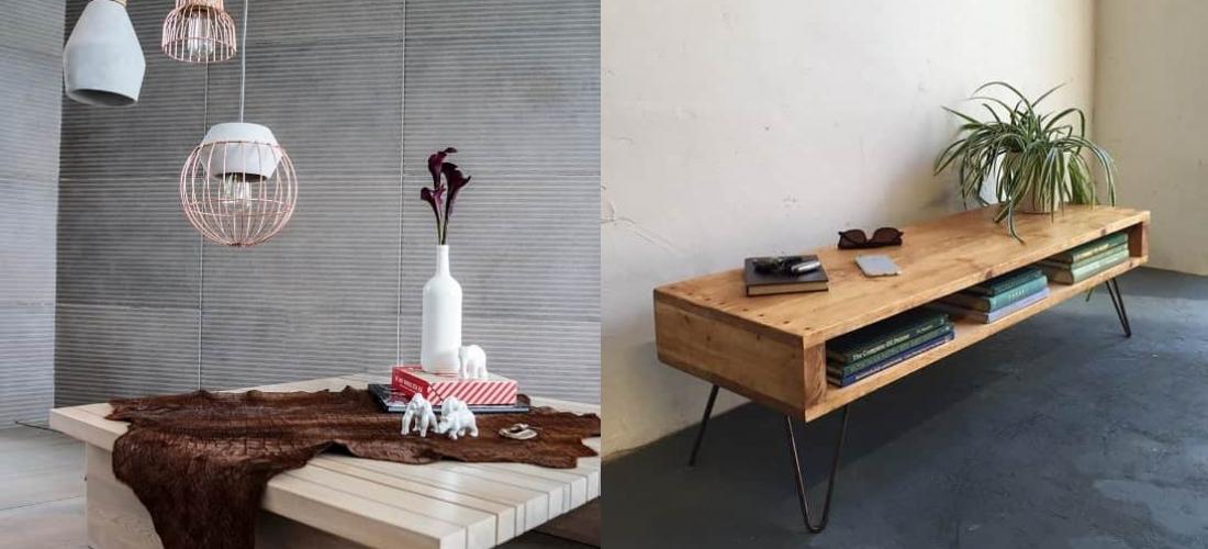 Tendencias principales en muebles para el hogar y diseño de interiores para el 2017