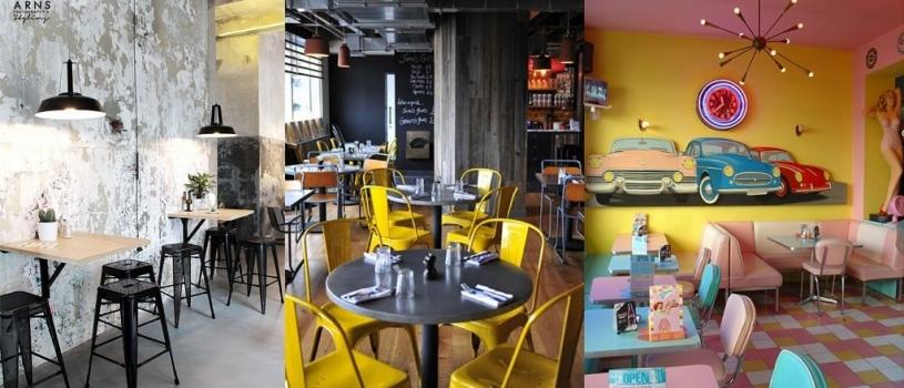 Lo Vintage: clásico de sillas para restaurantes